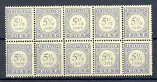 NEDERLAND  PORT #  52 ( 10 x )   **  PF    KW € 150    LUXE