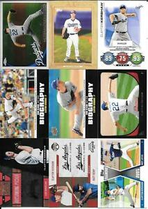 CLAYTON-KERSHAW-2010-TOPPS-ATTAX-UPDATE-CODE-CARDS-54-FREE-COMBINED-SHIPPING