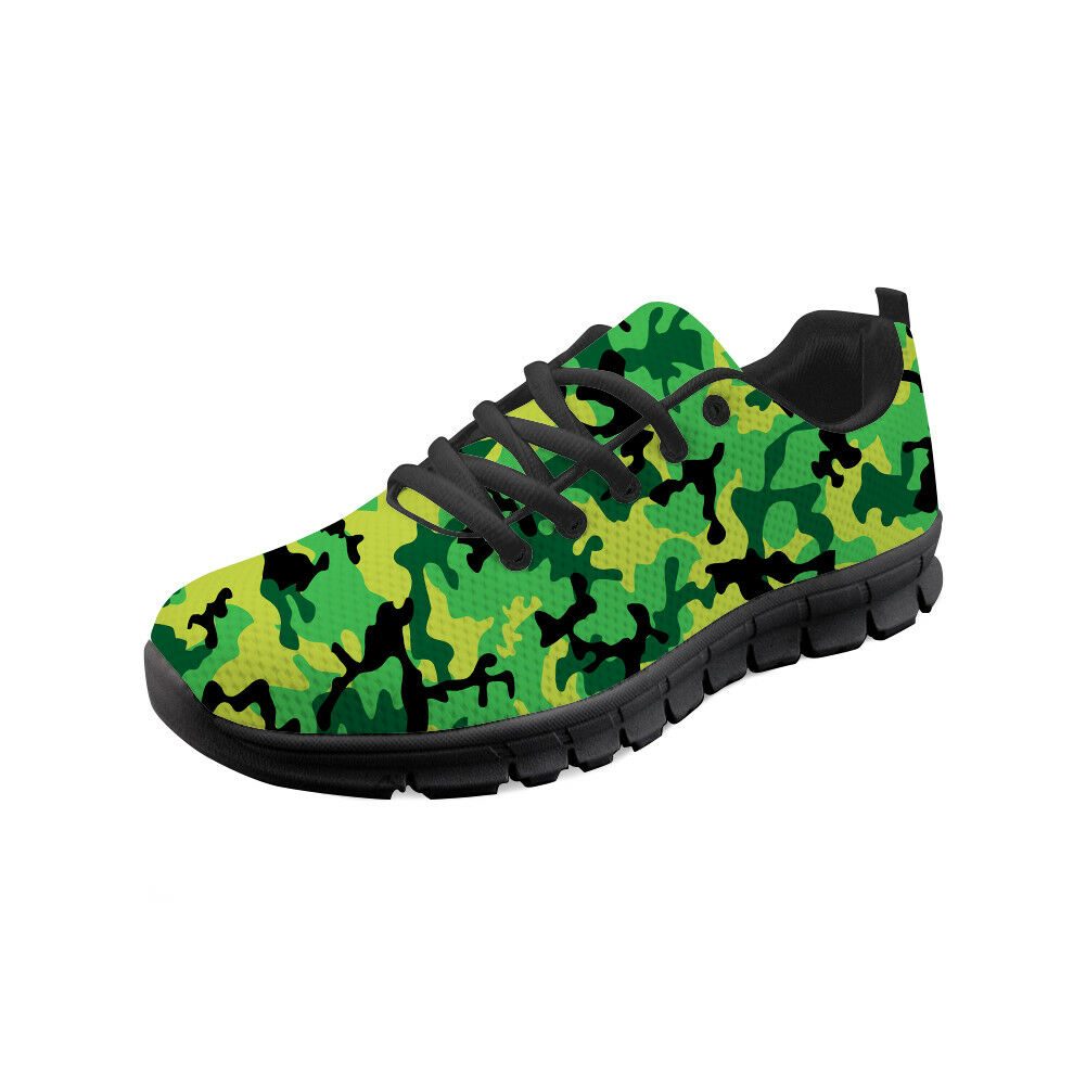 c9f789577 Men s Running Shoes Camouflage Fashion Fashion Fashion Outdoo Sport Shoes  Back To School Sneaker
