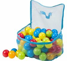 b15d22cad Chad Valley Bag of 100 Multi Coloured Play Balls Kids Fun Children Soft Ball  Toy
