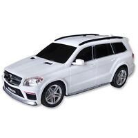 Auto Mercedes Benz Gl 550 1:24 Ferngesteuert Modell Rc Spielzeug Car Weiss
