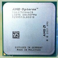 Brand Amd Opteron 275 He Italy Dual-core 2.2ghz Socket 940 55w Osk275faa6cb