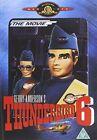 Thunderbird 6 The Movie 1968 DVD Region 2
