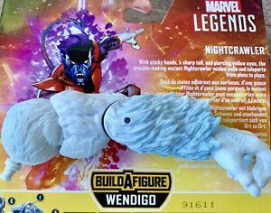 WENDIGO-Left-Arm-L-BAF-Marvel-Legends-X-Men-From-Nightcrawler-SHIPS-FAST