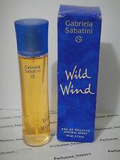Gabriela  Sabatini Wild Wind EDT Eau de Toilette 1.7 FL.oz / 50 ML Women Perfume