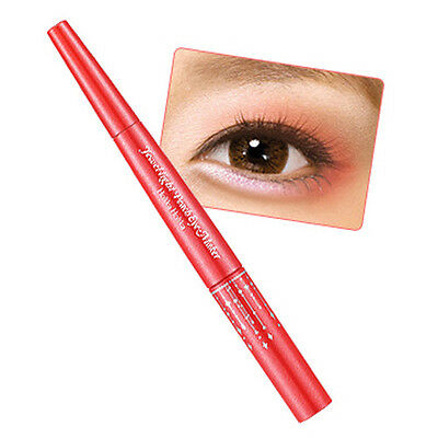 [Holika Holika] Jewel-light peach eye maker 0.2g+1.4g
