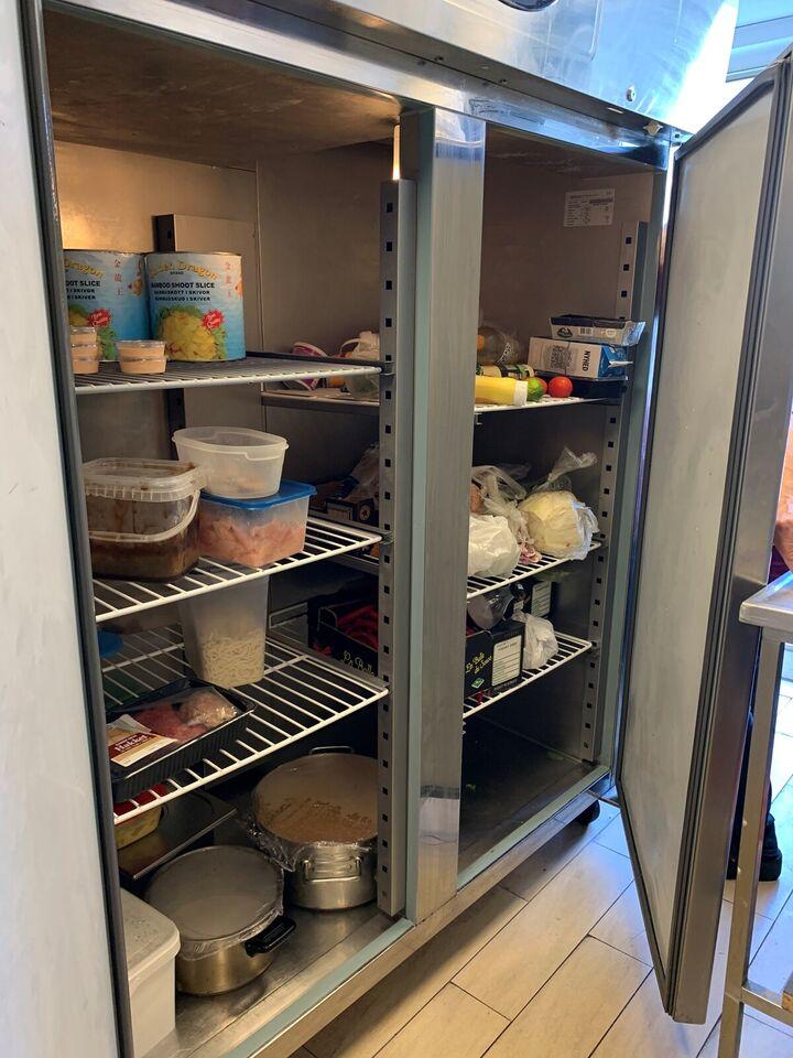 Andet køleskab, Vibocold