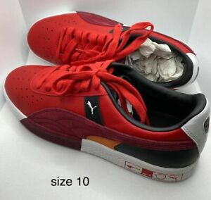 PH ON HAND puma  men  shoes size 10 red onhand sale original
