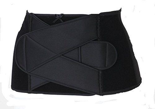 Nipper Tipo Taglia Waist S3054 Cintura t la W L cura Postpartum pelvica Inujirushi Black per wvwqzP