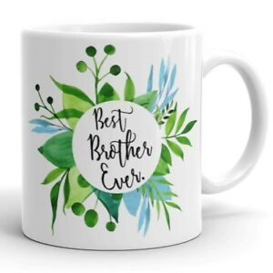 Image Is Loading Brother Mug Birthday Gift From Sister Best