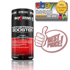 TESTOSTERONE BOOSTER SUPPLEMENT Enhances Libido Strength Stamina 60 Tablets 631656603118 eBay
