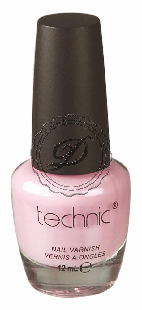Technic Nail Varnish / Polish 12ml Negligee | eBay