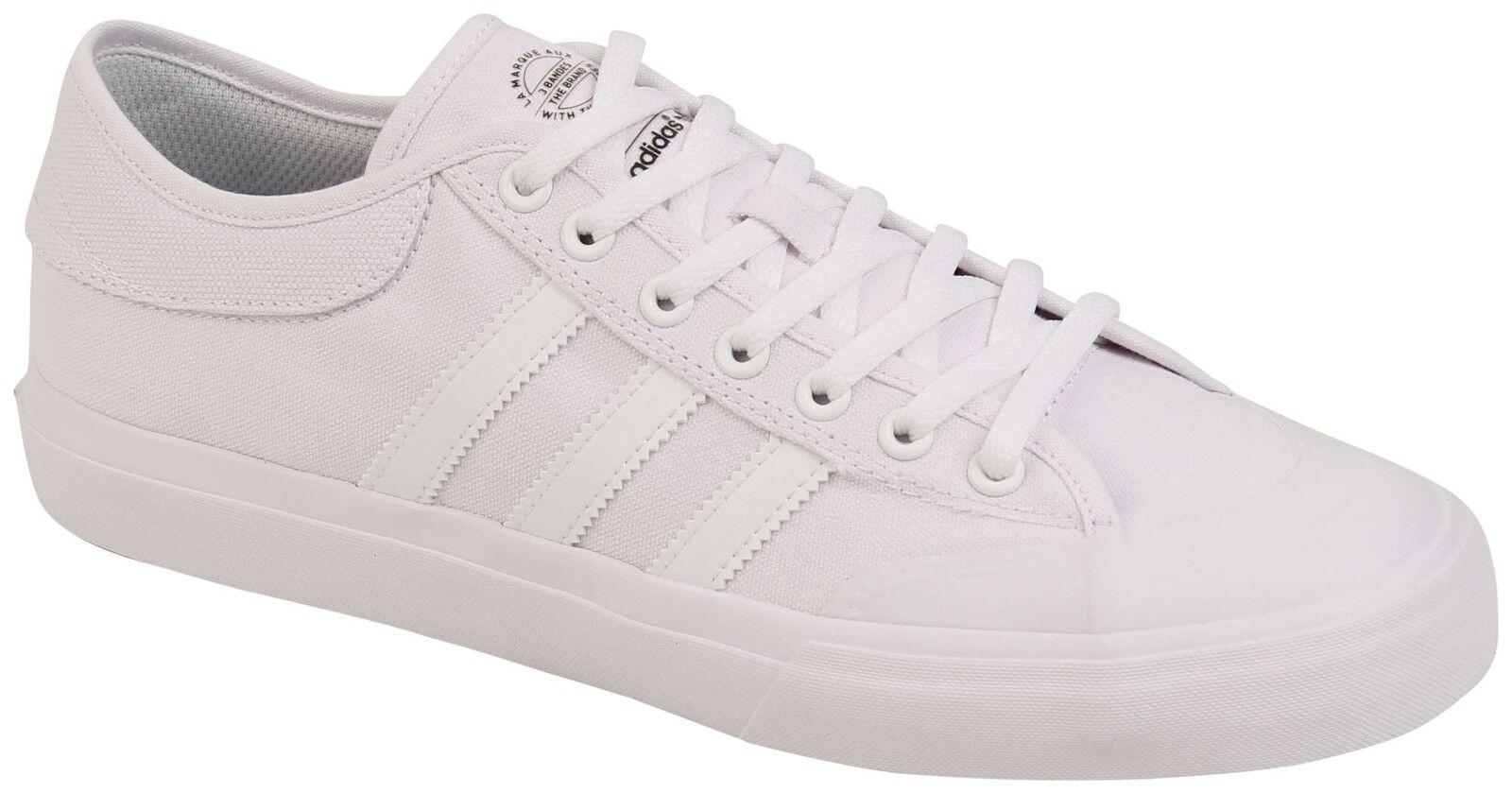 Adidas Matchcourt Shoe - White / White - New