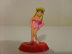 Figurine manga jump m4-coca-cola promotional figure jump fiesta
