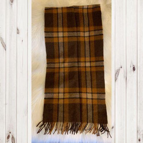 Stix Baer & Fuller Vintage Wool   Scarf