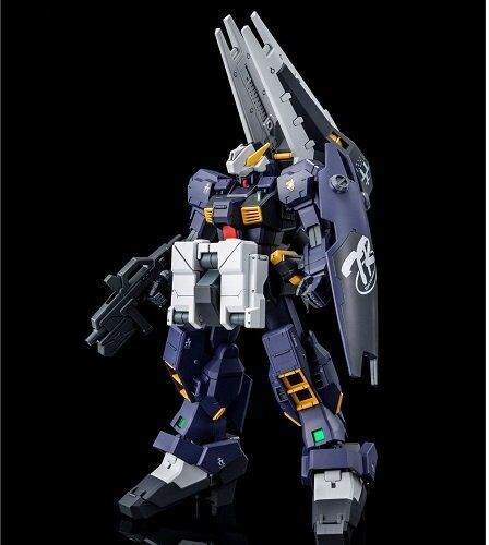BANDAI RX-121-2A Gundam TR-1 [Advanced Hazel] 1 100 MG JAPAN OFFICIAL IMPORT