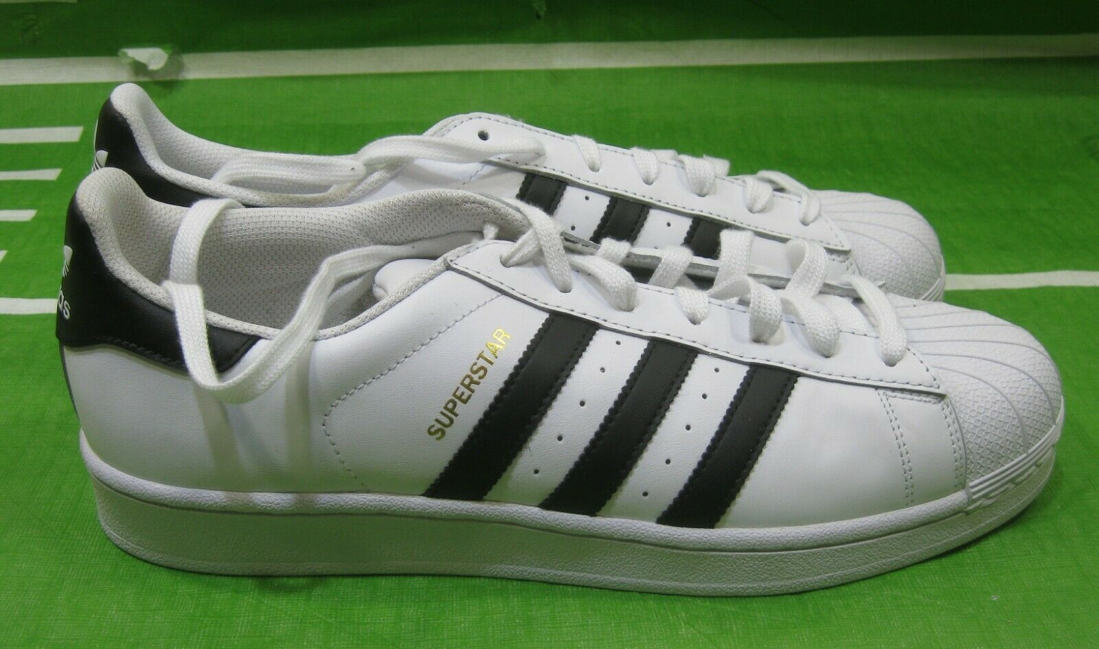 Adidas Originals Superstar Foundation SNEAKERS C77124  Size 10-10.5 10-10.5 10-10.5 8bba06