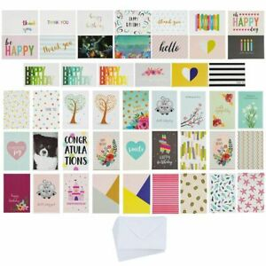 144-Pack-Assorted-All-Occasion-Greeting-Cards-Set-48-Designs-w-Envelopes-4-034-x6-034