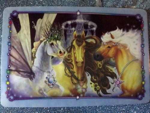 BELLA SARA TRADING CARD-STARLIGHTS SERIES-SHINY STORY CARD-S54 THREE SISTERS