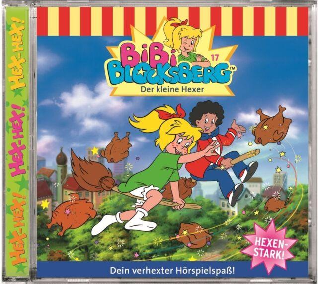 CD * BIBI BLOCKSBERG - HÖRSPIEL 017 - DER KLEINE HEXER # NEU OVP KX