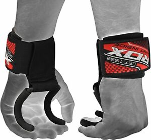 RDX-Weight-Lifting-Straps-Gym-Hook-Gloves-Wrist-Support-Training-Grips-Fitness