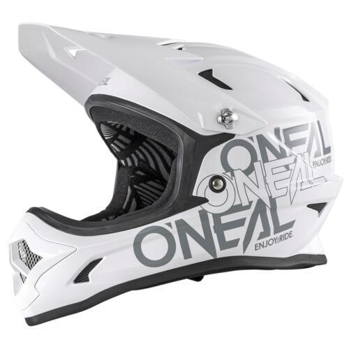 O /'Neal saltos rl2 Solid Vélo Casque alpin MTB Mountain Bike FR DH Fullface