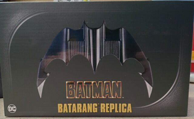 NECA BATMAN 1989 MOVIE BATARANG REPLICA EXCLUSIVE NEW