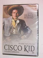 Cisco Kid Western Collection (1947) (DVD, 2007, 2-Disc Set) BRAND NEW   FACTORY