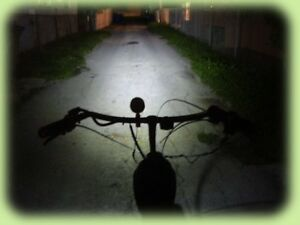 Details About New Custom 12 Volt Bright Led Headlight For Motorized Bicycle Moped Lighting