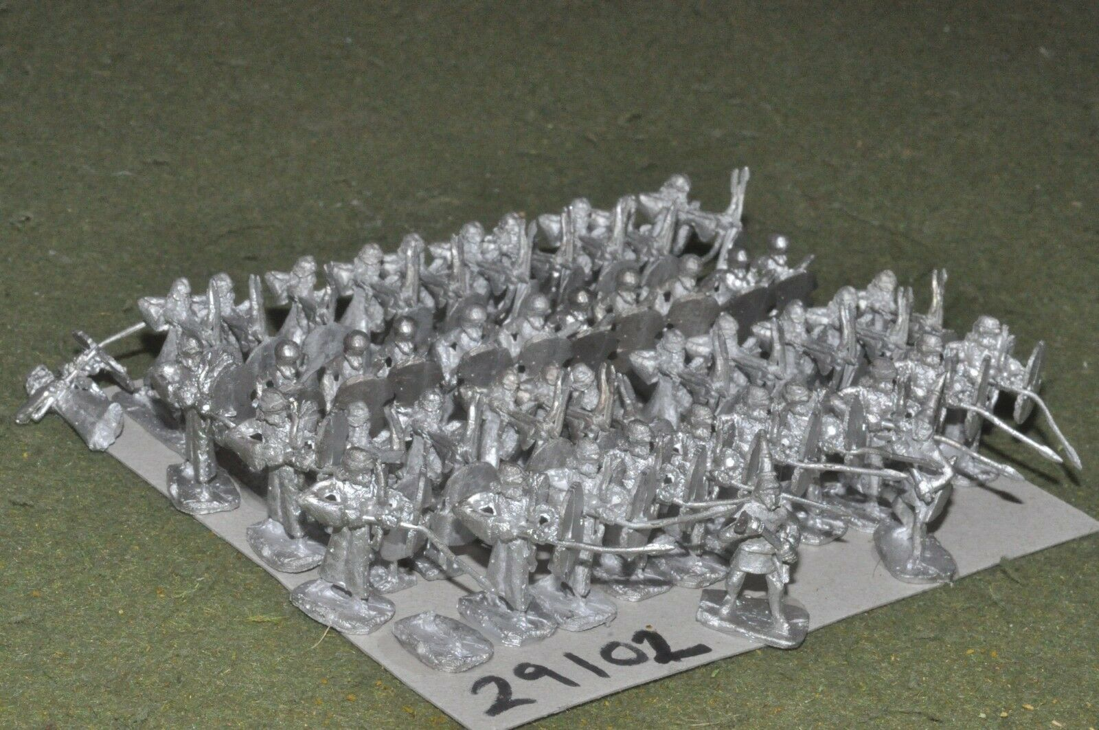 20mm classical   persian -  old school  40 figures - inf (29102)