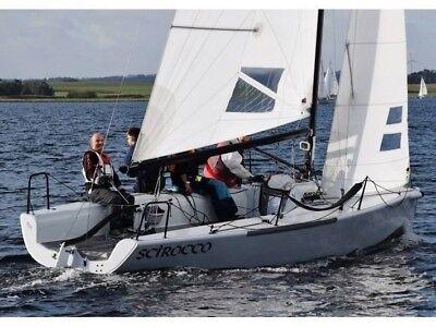 806 sejlbåd til salg