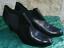 Indexbild 1 - STRENESSE Stiefelette Ankle Boots schwarz Echtleder Gr. 42 / UK 8 NEU!