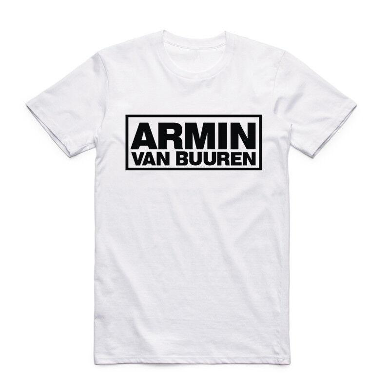 T-Shirt DJs Armin Van Buuren 2018 Trance-Musik-populäre Musik DJ-T-Shirt