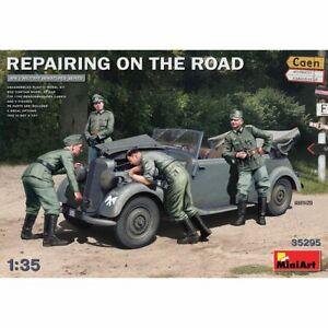 MiniArt Mini35295 Réparation sur la route 1/35