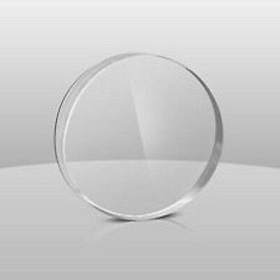 "1//8/"" x 5/""  Circle Clear plexiglass Round  Sheet 1pc Acrylic Plastic"