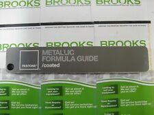 Pantone Metallic Formula Guide Coated