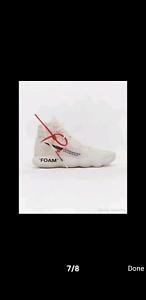 Nike Air Jordan X Off-White  Cheap and fashionable