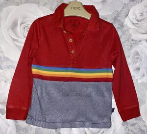 Boys Age 3-4 Years - Little Bird Long Sleeved Top