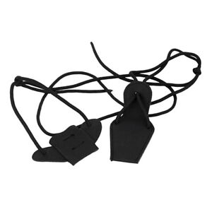Archery Stringer Leather Nylon String Bow Install Rope for Long Recurve Bow