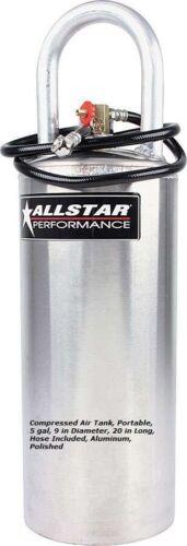 Polished Aluminum Air Tanks 2 3//4 Gallon or 5 Gallon,Sprint Car,UTV,Hoosier