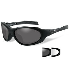 Wiley X Xl-1 Advanced Glasses 3 Ballistic Antiscratch Lenses Matte Black Frame