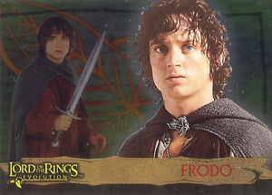 LORD-OF-THE-RINGS-THE-EVOLUTION-2006-TOPPS-FOIL-PROMO-CARD-P1