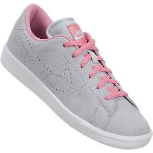 new product 33cb9 0e1fa Image is loading Nike-Tennis-Classic-Premium-Running-Girl-039-s-