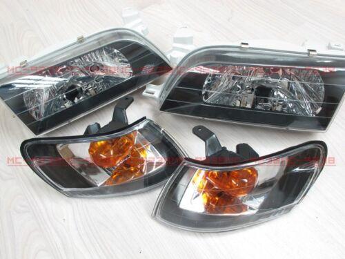 Headlights Corner fit for TOYOTA Corolla AE101 AE100 EE E100 Wagon 93-97 BK#m8
