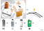 New-Genuine-MINI-R50-R52-R53-R55-Flat-Wiper-Blades-Set-With-Logo-61612458349 thumbnail 2