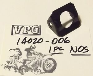 NOS Kawasaki 14020-1006 chain guide cover RETAINER '79 '80 KX80 KDX80 KX/KDX 80