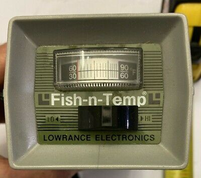 Fishing Line Counter Reel Depth Finder Strong Gauge Manual Accurate Set Ho B5K0