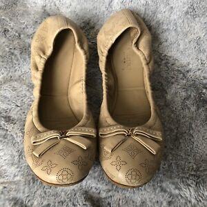 Louis-Vuitton-Flat-Ballerinas-Beige-Size-39