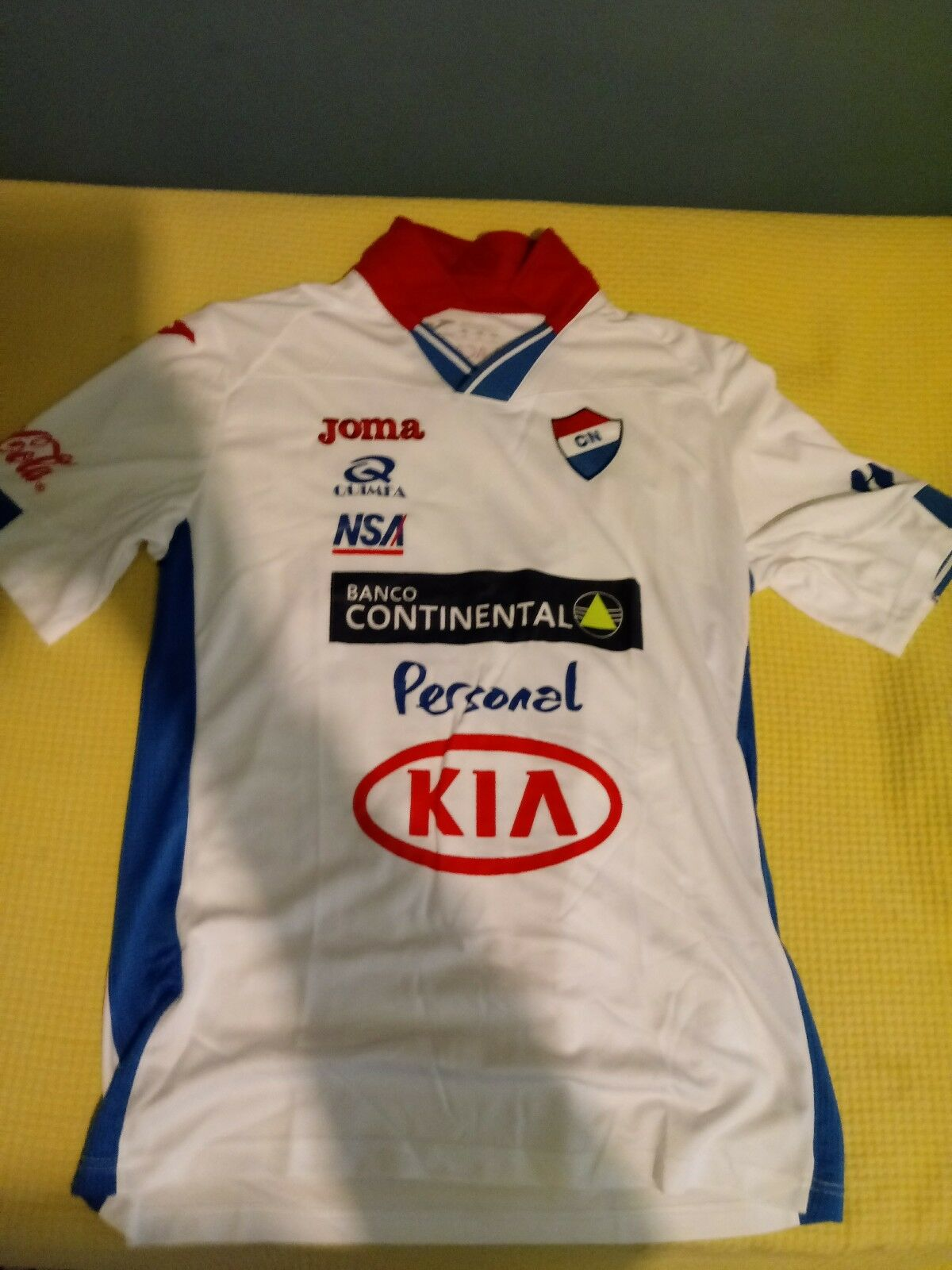 Nacional Asuncion paraguay football jersey shirt