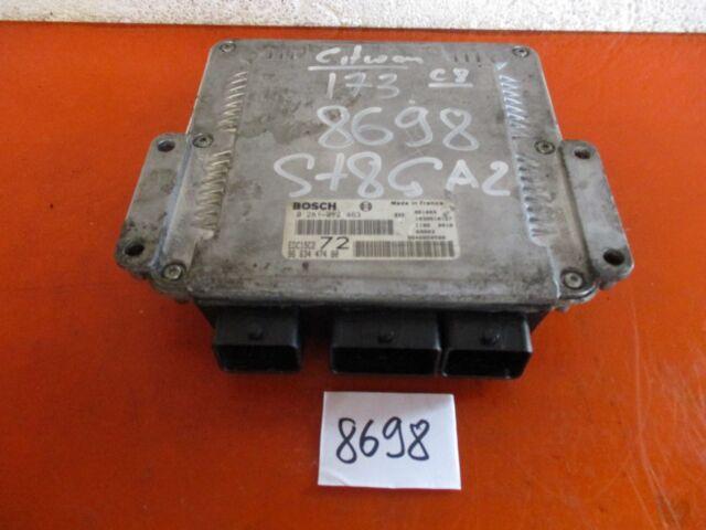 Motorsteuergerät Citroen C8 2.0 HDI EZ 07/2006 eBay 8698